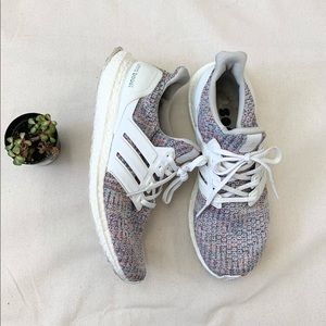 Adidas Ultra Boost 4.0 Multi Color Running Shoes